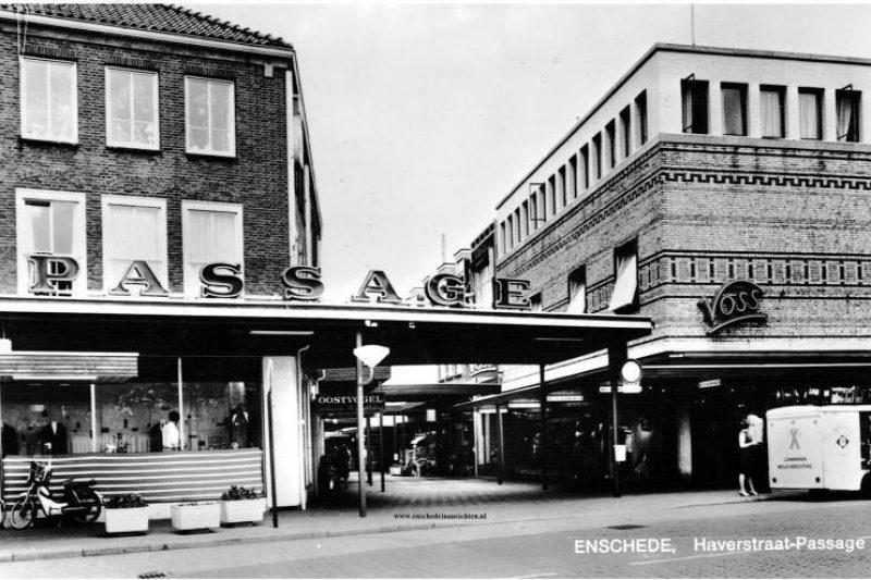 Haverstraatpassage 1973